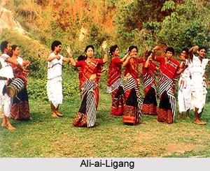 Ali-ai-Ligang, Festival of Assam