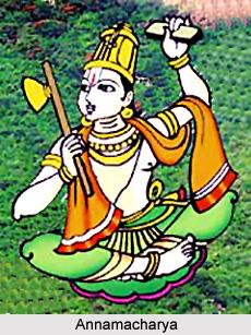 Annamacharya , Telugu Poet