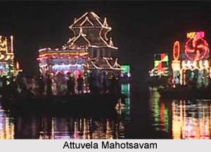 Attuvela Mahotsavam, Vadayar