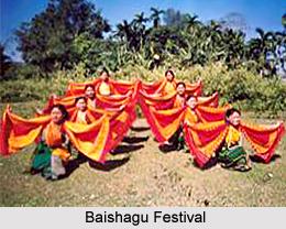 Baishagu Festival, Assam