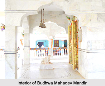 Budhwa Mahadev Temple, Hazaribagh District, Bihar