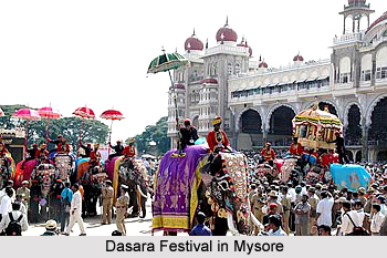 Dasara Festival in Karnataka