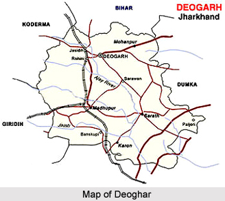 Deoghar District, District of Jharkhand