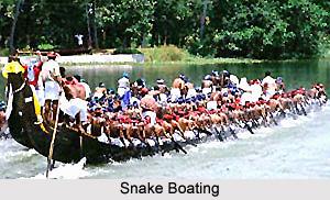 Festivals of Kerala Backwaters