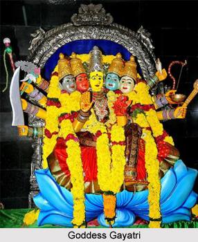 Goddess Gayatri Temple, Andhra Pradesh