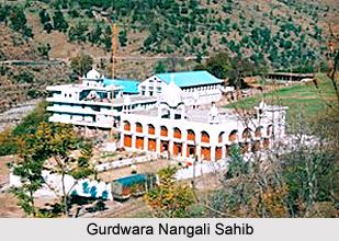 Gurdwara Nangali Sahib, Poonh, Jammu, Jammu & Kashmir