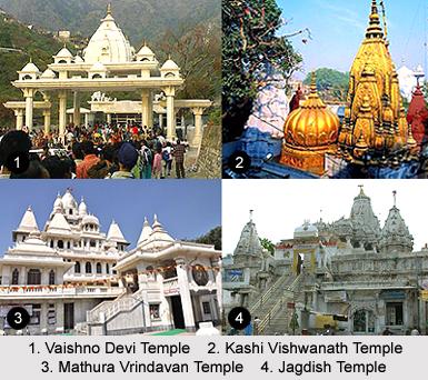 Hindu Deities Temples
