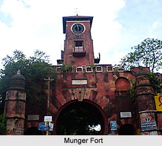 History of Munger District