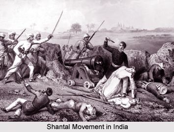 the santhal rebellion