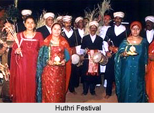 Huthri, Traditional Festival, Karnataka.