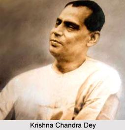 Krishna Chandra Dey, Indian Singer