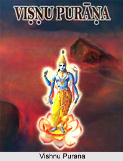 Khandas of Vishnu Purana