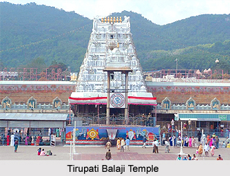 Legend of Tirupati Balaji Temple