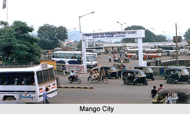 Mango City, Jharkhand