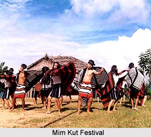 Mim Kut, Festival of Mizoram