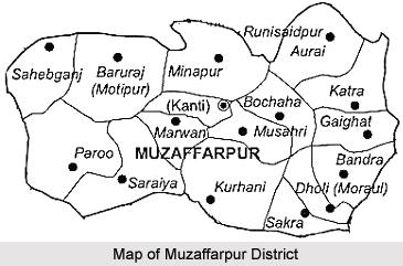Muzaffarpur District, Bihar