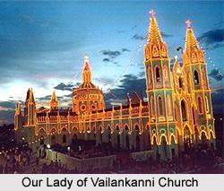 Annai  Velankani Festival , Nagapatttinam , Tamil Nadu
