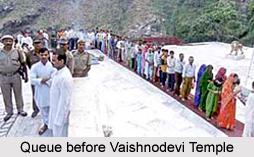Mata Vaishnodevi Temple, Katra, Jammu