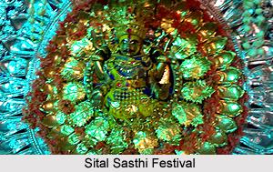 Sital Sasthi, Festival of Orissa