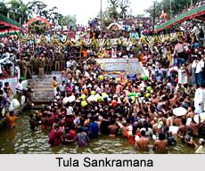 Tula Sankramana Coorg Festival, Karnataka