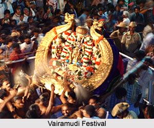 Vairamudi  Festival, Karnataka