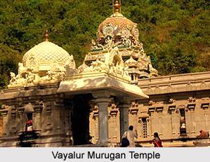 Vayalur Murugan Temple, Tamil Nadu