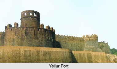 Yellur Fort, Belgaum, Karnataka