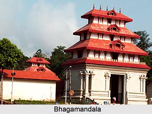 Bhagamandala, Kodagu District, Karnataka