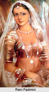 Rani Padmini, Queen of Chittor