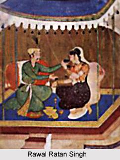 Rawal Ratan Singh, Ruler of Mewar