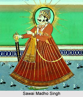 Sawai Madho Singh, Maharaja of Jaipur