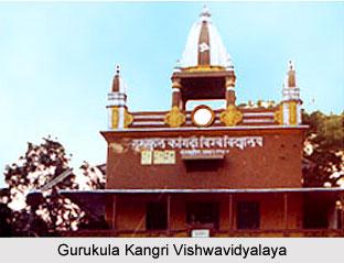 Gurukula Kangri Vishwavidyalaya , Haridwar, Uttarkhand