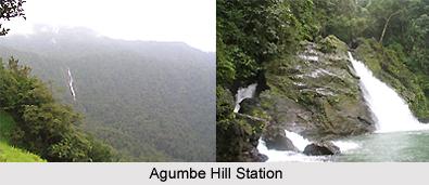 Agumbe Hill Station, Karnataka