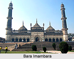 Bara Imambara, Monuments of Lucknow