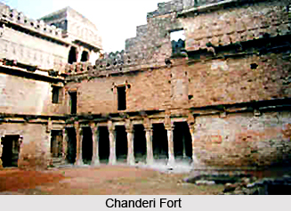 Chanderi, Ashoknagar District, Madhya Pradesh