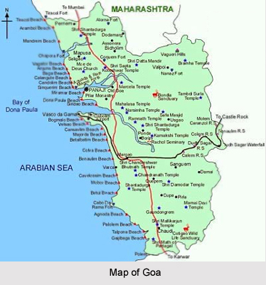 Geography of Goa
