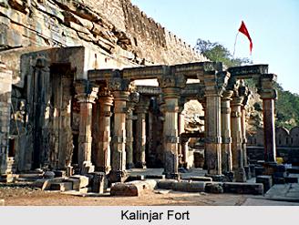 Kalinjar Fort, Bundelkhand, Uttar Pradesh