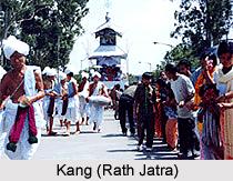 Festivals of Manipur , India