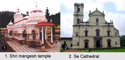 Pilgrimage Tours in Goa