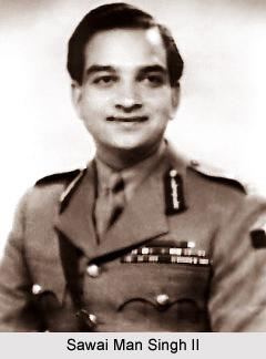 Sawai Man Singh II, Maharaja of Jaipur