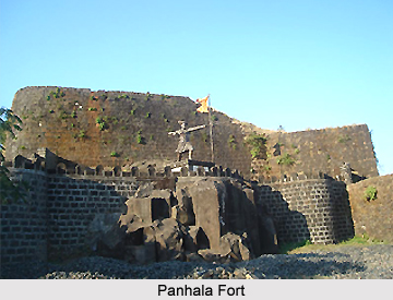 Seige of Panhala fort, Conquests of Shivaji