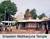 Srisailam Mallikarjuna Temple, Kurnool, Andhra Pradesh