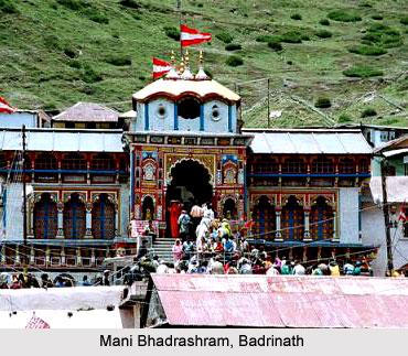 Mani Bhadrashram, Badrinath, Uttarakhanda