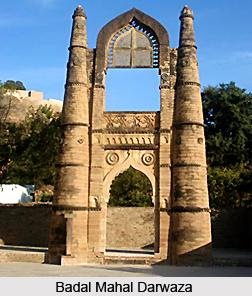 Monuments Of Chanderi, Monuments Of Madhya Pradesh