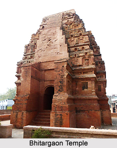 Sculpture of Post-Gupta Rock-Cut Temples
