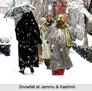 Geography of Jammu & Kashmir