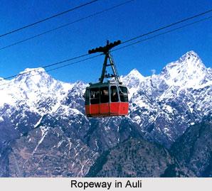 Skiing In Uttarakhand