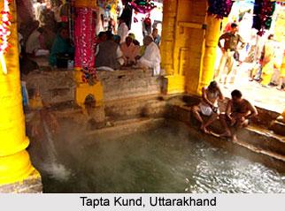 Tapta Kund, Uttarakhand