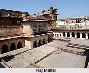 Monuments Of Orchha, Monuments Of Madhya Pradesh