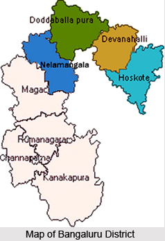 Administration Of Bengaluru Rural District, Karnataka